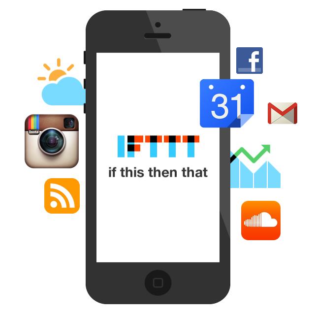 Photo of IFTTT para iPhone, com canais próprios para aparelho