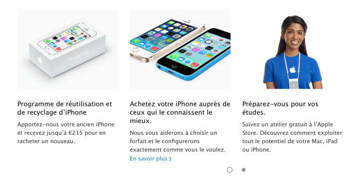 "Photo of Programa de Troca de iPhone ""Reuse and Recycle"" chega na França"