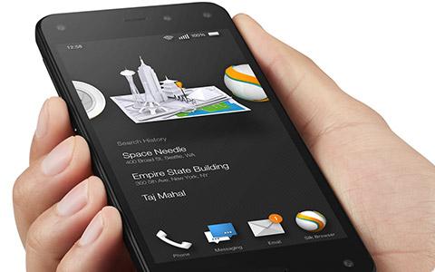 Amazon anuncia Fire Phone, smartphone 3D