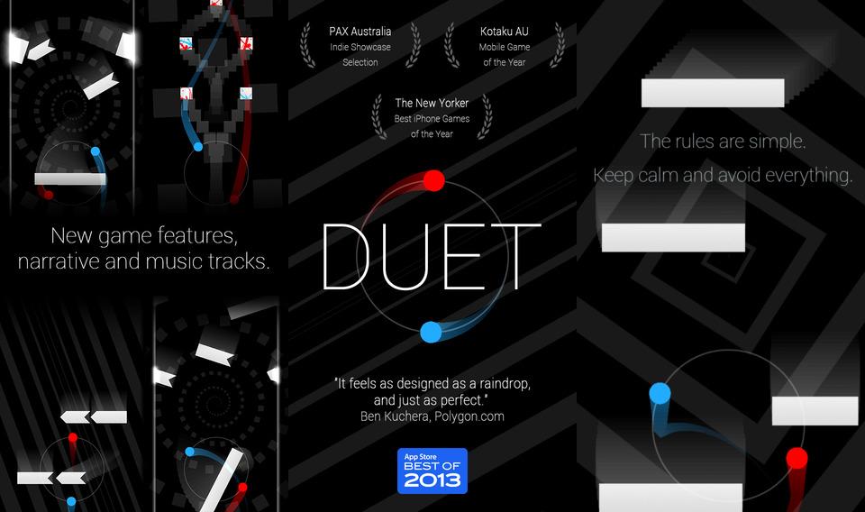 "Photo of Duet, gameplay com ""virada"" surpreendente"