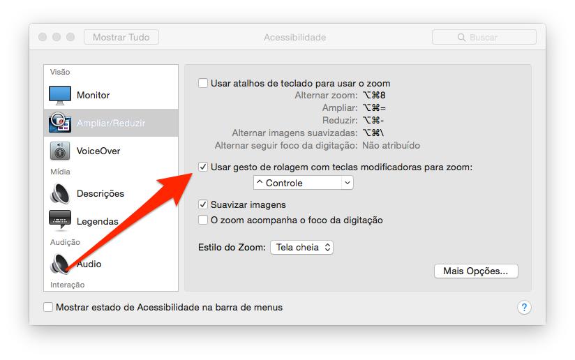 Photo of Como dar Zoom em qualquer parte da tela no OS X