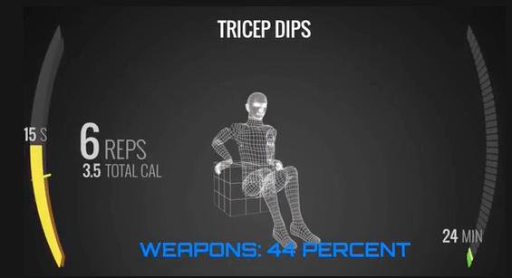 Photo of Superhero Workout, iPhone Personal Trainer com Detecção de Movimento