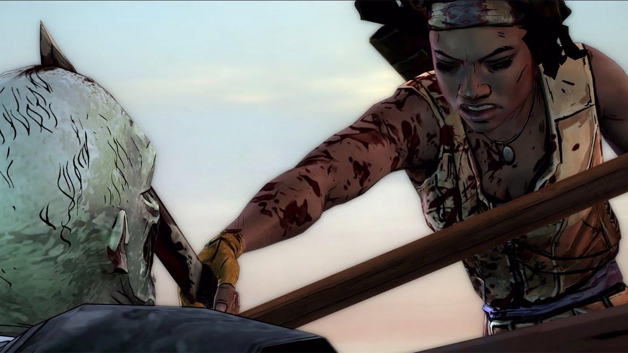 Photo of The Walking Dead: Michonne, 2 horas de diversão