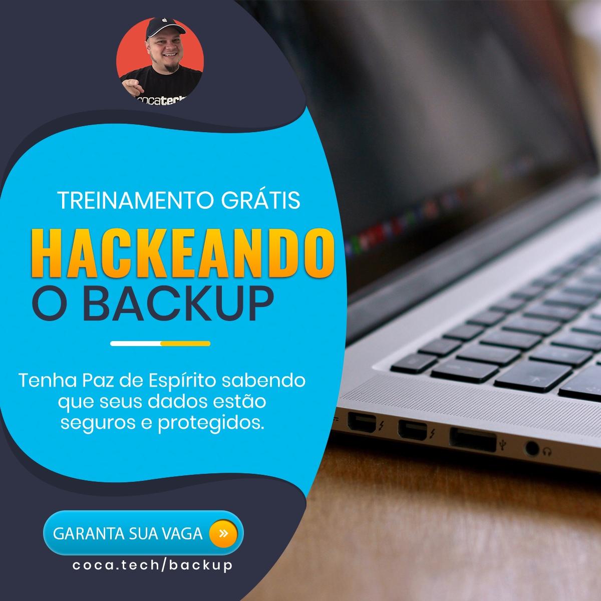 Hackeando o Backup